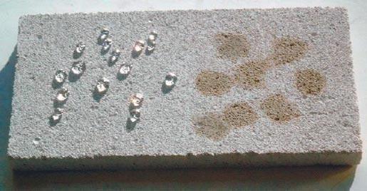 Использование гидрофобизатора на бетоне