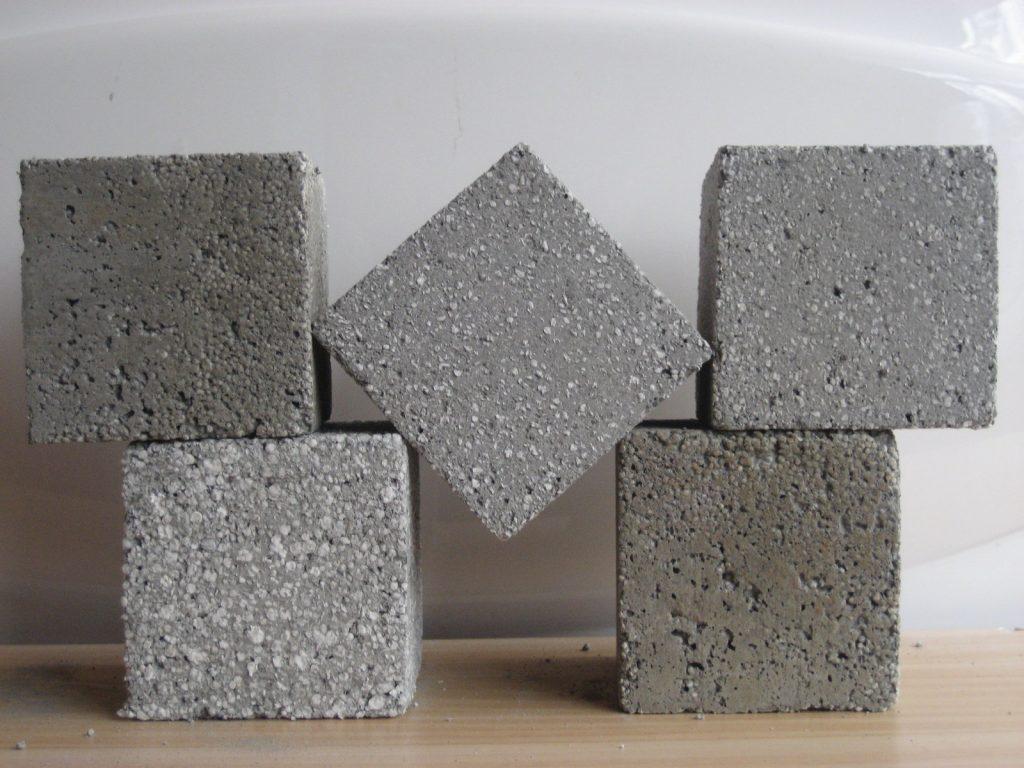 Виды бетона картинка