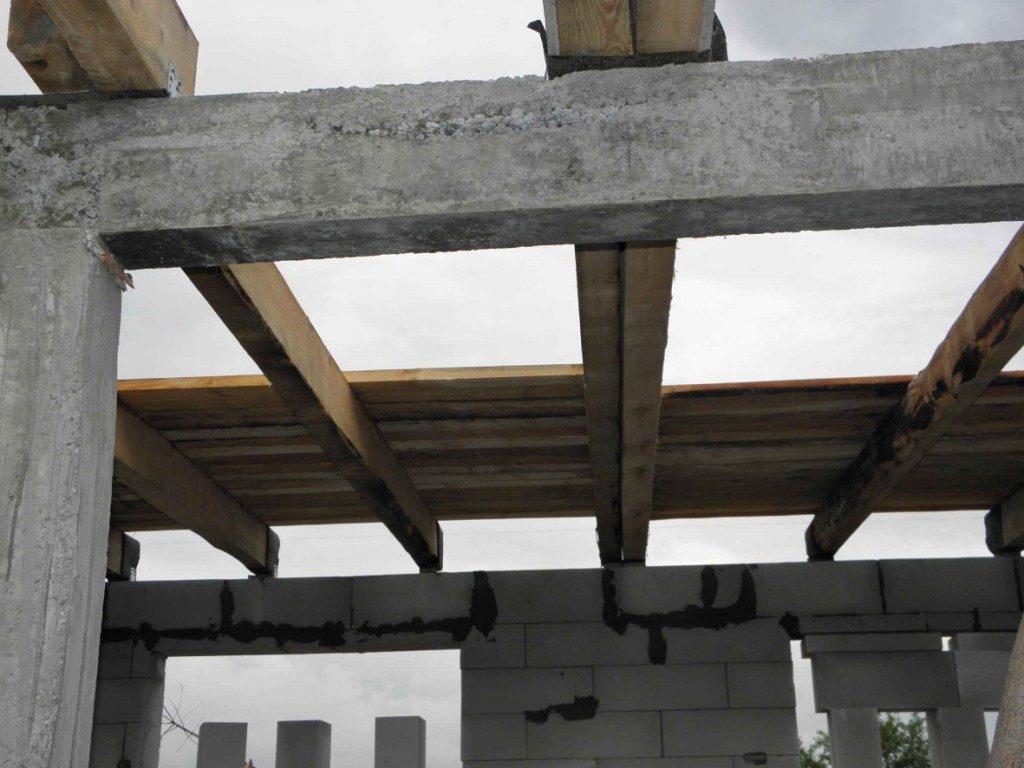 Жби балки при строительстве дома