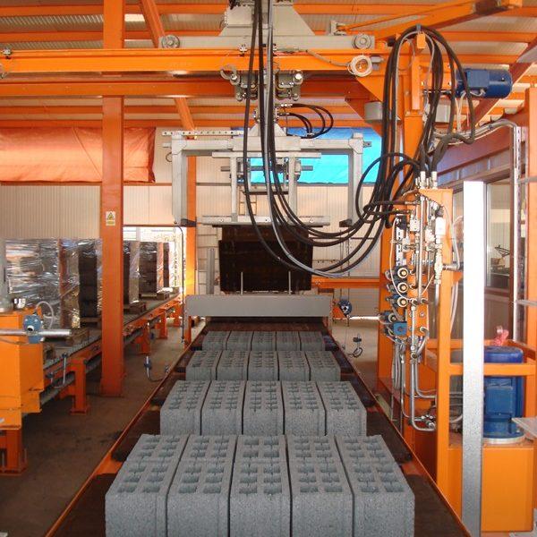 Производство бетонных блоков